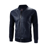 Leather & Faux Leather-New Fashion Men's Jacket Coat Faux Jacket on JD