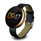 ELFTEAR Smart Watch DM360 Smartwatch for IOS Android Phone Heart Rate Monitor Gesture Sense smart watch