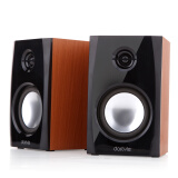 Acoustic system 2.0-wooden kropuse SD206 dostyle