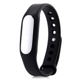 Original Balck Xiaomi Mi Band 1S IP67 Bluetooth 4.0 Heart Rate Smartband  for Android & iOS Phones