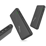 MEIYI GT5 10000mAh Portable Power Bank USB Charger Lithium Battery External Battery Pack For iPhone Samsung All Smartphone