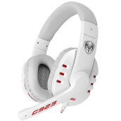 Gaming Accessories-SOMIC G923 Headset Computer Headset with Stereo Stereo White on JD