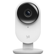 Safety Protection Fittings Аксессуары системы безопасности-MI small ants (YI) 1080P smart camera 2 generation of cloud storage version of high-definition home wireless WiFi camera smart home security surveillance camera house watching shop on JD