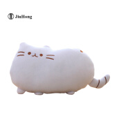 Stuffed & Plush Toys-Cat Plush Toys Stuffed Animal Doll Animal Pillow Toy Cat For Kid Kawaii Cute Cushion Brinquedos birthday Gift party 40x30cm on JD