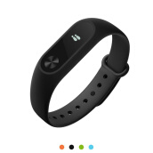 Outdoor Gear-Xiaomi Mi Band 2 With LED Display Touchpad Smart Heart Rate Monitor Fitness Tracker Pedometer Waterproof Wireless Bluetooth 4.0 on JD