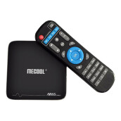 Set Top Box-MECOOL M8S PRO Plus Android 7.1.1 Amlogic S905X 2G/16G WIFI 4Kx2K60fps VP9 HDR10 EU Plug on JD