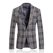 Suits & Sport Coats-Necini™ Man'S New winter men's business suits men's youth will suit Korean version of casual jacket tide on JD