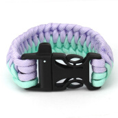 Wrap Bracelets-Survival Armband Outdoor Camping  Paracord Bracelet on JD