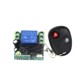 Digital Accessories-MITI 12V 1CH 10A 100M Wireless Remote Control Switch Receiver & Fixed code controller 315/433MHZ on JD