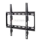 TV Mounts-FLEXIMOUNTS F012 Fixed TV Wall Mount Bracket fits most 26'30'36'40'42'50'55' Samsung/Coby/LG/VIZIO/Sharp/Sony/Toshiba/Seiki/TCL/Haier/Hisense LCD LED Plasma flat panel screen on JD