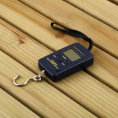 Electronic Scale-10g 40Kg Pocket Digital Scale Electronic Hanging Luggage Balance Weight on JD