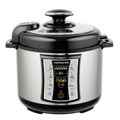 Kitchen Appliances-Konka (KONKA) electric pressure cooker can be booked 4L intelligent home pressure cooker KPC-40ZD91E on JD