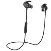 Headphones-QCY QY19  sports bluetooth headphones,black on JD