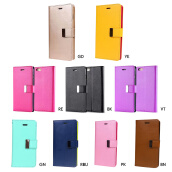 Other Parts-MyMei New Wallet Flip PU Leather Phone Case Cover For  iPhone 5/5s/SE on JD