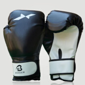 Gloves & Mittens-Good Quality Training Gloves New Style Boxing Gloves 2 Colors Optional on JD