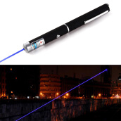 Digital Accessories-1PC Blue Purple Laser Strong Pen Powerful 8000M Black pointer 5miles 532NM on JD
