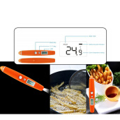 Household Scales-Household Scale  Temperature Pen Mini Pocket Non Contact Infrared IR Thermometer 340071 on JD