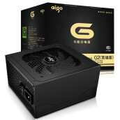 PC Power Supplies-Aigo Rated 350W G2 Desktop PC Power (Dual Forward / Active PFC / 12V High Current / Three Years Warranty) on JD
