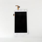 Other Parts-Touch Screen + LCD Display Assembly For UHANS A101 5.0''INCH Smartphone White. on JD