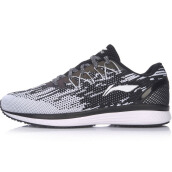 Sports Footwear-LI-NING Men Mesh Breathable Running Shoes on JD
