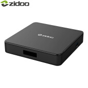 Set Top Box-ZIDOO X7 4K TV BOX RK3328 2G/8G 802.11AC WIFI LAN Bluetooth USB Android 7.1 on JD