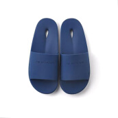 Other Men's Shoes-Bathroom slippers male home hollow bathing soft bottom leaks quick dry slippers on JD