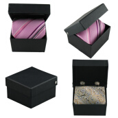 Jewelry Sets-H-02 Neckties Tie Sets Gift Box Free Shipping! No Tie Included!! BOX ONLY!!! on JD