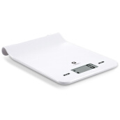 Household Scales-Fragrant Hill EK816 high-precision hanging kitchen scale baking scale food called (milk white) on JD