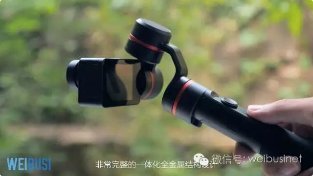 相机显示存储卡锁定_可能是最便携的一体化手持云台相机?飞宇魅眼手持云台相机 ...