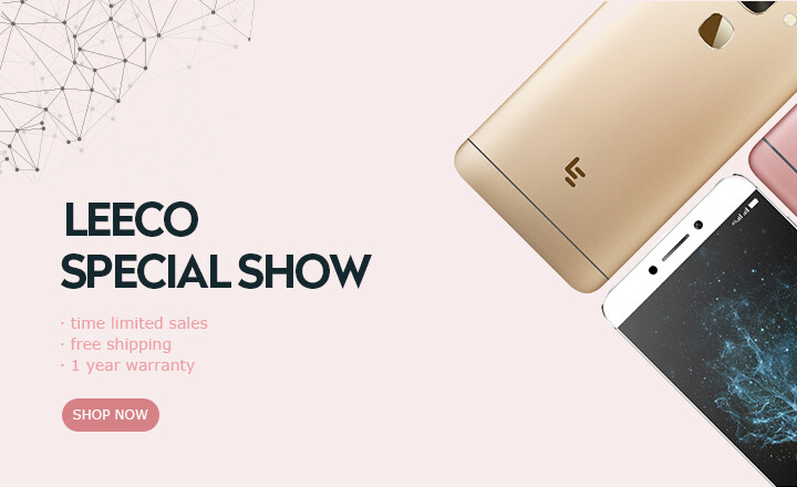 Buy LeEco Le 2, Le MAX2 at Joybuy.com