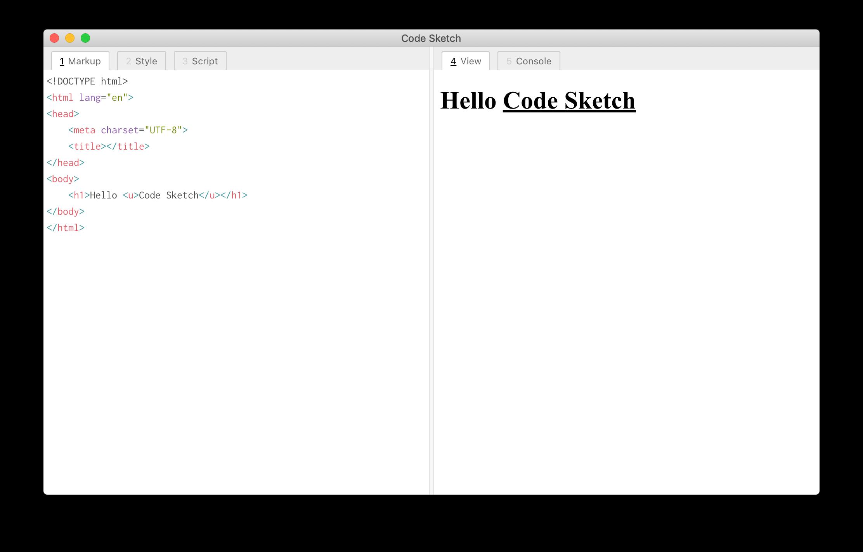 hello-code-sketch