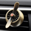 Car Air Conditioner Outlet Vent Clip Mini Fan Aircraft Head Air Freshener Perfume Fragrance Scent inner Aromatherapy