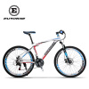 "EUROBIKE / 27.5"" Mountain Bike Aluminium Frame Shimano 21 Speed Daul DIsc Brakes Bicycle Front Suspension MTB"