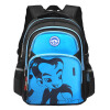 Joy Collection / Confucius school bag primary school student bag 1 - 6 grade reflective ultra-light multi-pocket easy to clean K503 blue children's school bag