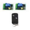 MITI store / MITI RF AC110v 220v wireless remote control switch ,1 channal relay switch 315mhz 433mhz learning code switch
