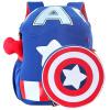 Joy Collection / Disney (United States captain cute cartoon children bag shoulder children bag kindergarten bag BA5030A treasure blue