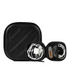 Joy Collection / BUBM TSB-L black headset bag waterproof drop box storage box charging data cable storage package reader U disk Bluetooth headset package