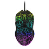 Dareu (dareu) EM906 full cracked version of the professional game RGB glare mouse Jedi survival of eating chicken mouse, Joy Collection  - buy with discount
