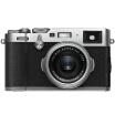 Fuji FUJIFILM X100F digital paraxial camera silver human sweeping 243 million pixel mixed viewfinder retro WIFI USB charging