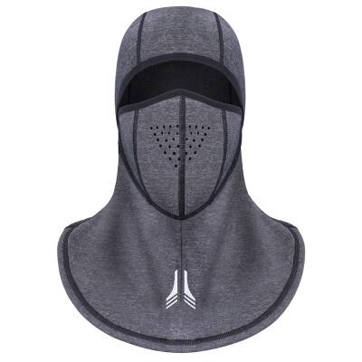 Winter Full Face Mask Elastic Cycling Headdress Water Repellent Warn Fleece Head Cover Skating Skiing Motorcycling Hiking Full Fac