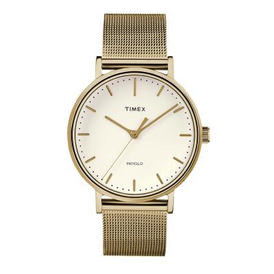 Tianmei TIMEX watch simple&stylish steel belt quartz ladies watch TW2R26500