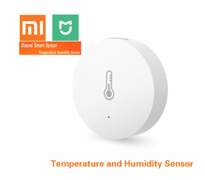 Original Xiaomi Mi Smart Temperature&Humidity Sensor Put the baby Home office Work With Android IOS Mi home APP