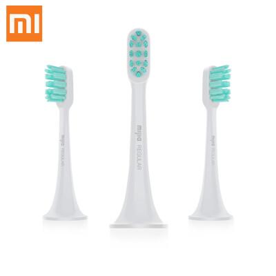 Original Xiaomi Mi Home Mijia Sonic Electric ToothBrush General Brush Heads 3pcs for Xiaomi Mi Home Sonic Electric Tooth Method