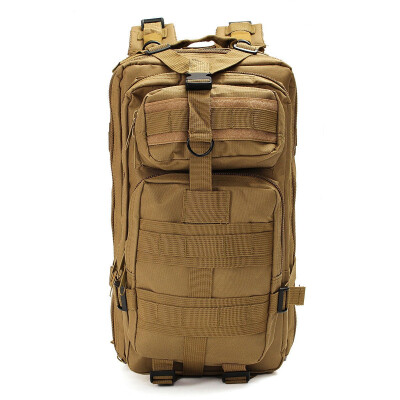 Backpack 30L unisex outdoor military tactical backpack camping hiking fishing hunting bag travel 1000D nylon