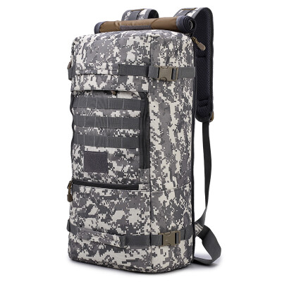 Men Wearable Tactical Outdoor Backpack
