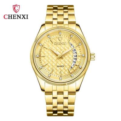 Mens Watch Quartz Watch Business Mens Watch HD Luminous Watch