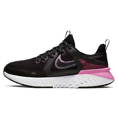 Nike NIKE womens running shoes cushioning breathable LEGEND REACT 2 sports shoes AT1369-800 light redwood red 39 yards