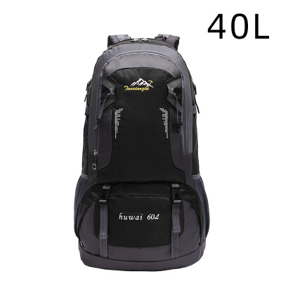 Factory direct business casual mens backpack 2019 new shoulder computer bag outdoor custom package