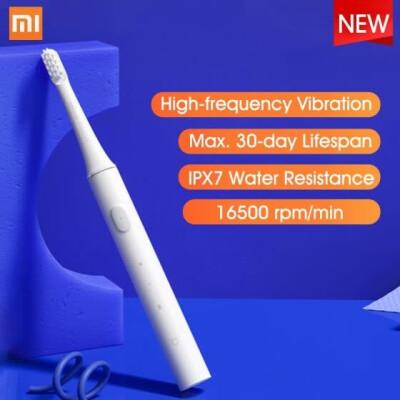 Xiaomi Mijia T100 Sonic Electric Toothbrush Adult Ultrasonic Automatic Toothbrush USB Rechargeable Waterproof