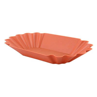 Plastic Coffee Bean Baking Tray Serving Display Plate Home Kitchen Tools